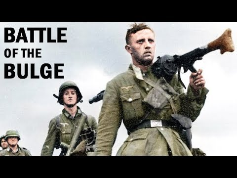 Battle of the Bulge: The German Counteroffensive | World War 2 Documentary | 1945