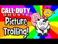 CoD Ghosts: Picture Message Trolling! - ANIMAL EDITION (Funny Reactions)