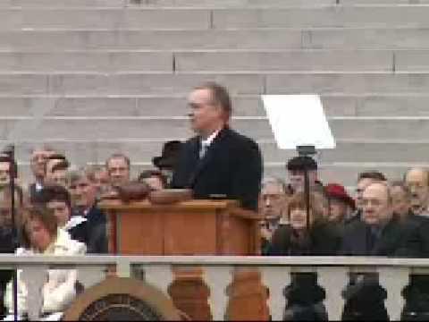 Gov. Jay Nixon Inauguration