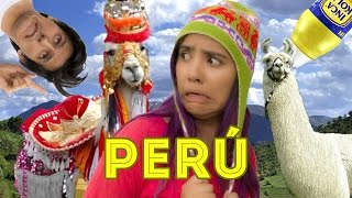 SUSTOS A KAREN EN PERÚ | LOS POLINESIOS VLOGS