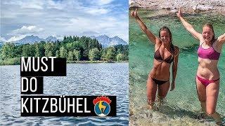 MUST DO KITZBÜHELER ALPEN - Tirol Österreich / Klooalm / Schwarzsee / Hahnenkamm / Streif / Kneipp