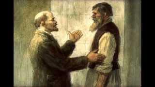 Диафильм (звуковой) Ленин и печник