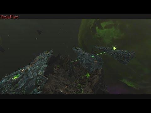 World of Warcraft: Legion -  Срочное сообщение (Охотник на демонов)