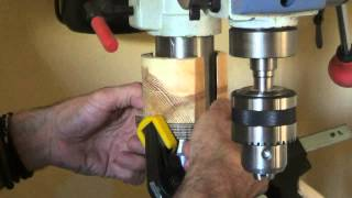 *mkds Drill Press Stand For Easy Acces To The Basic Drill Bits.