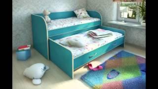 видео детские кровати мини