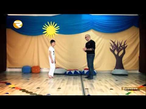 Oyrenirem - Azer Suleymanli ile - capoeira