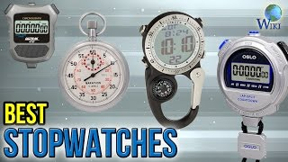8 Best Stopwatches 2017