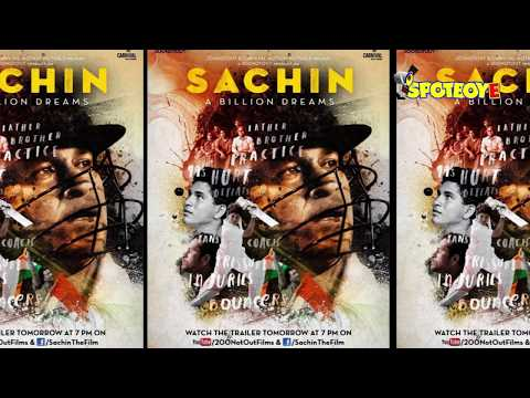 Thumbnail: First Day Collections: Sachin - A Billion Dreams' Impressive Start; Earns Rs 8.40 Cr | SpotboyE
