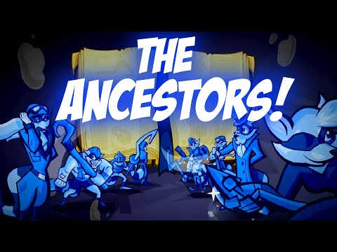 Sly Cooper History: The Ancestors!