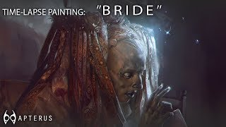 Speed painting: ''BRIDE''
