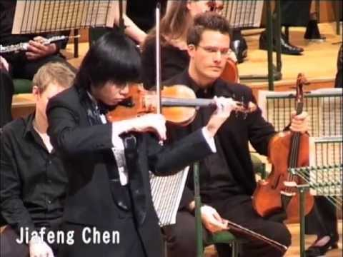 Jiafeng Chen - Tchaikovsky - Concerto in D major, Op. 35
