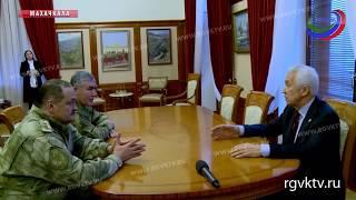 Владимир Васильев встретился с Сергеем Меликовым