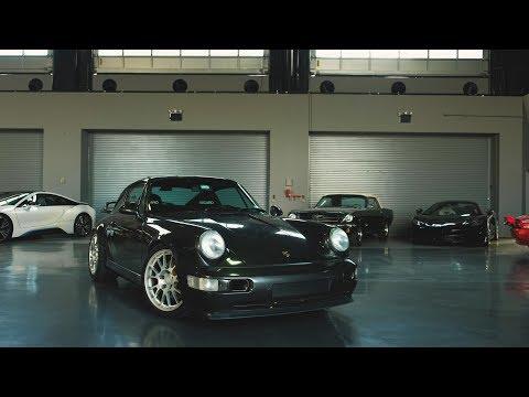 1990 Porsche 964 911 | Classic Car Club Drive-Thru