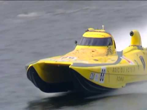 Class 1 Russian Grand Prix 2008 offshore powerboat racing