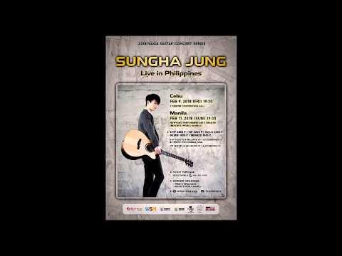 Meet Sungha Jung in Februaryin PHILIPPINES! - วันที่ 19 Jan 2018