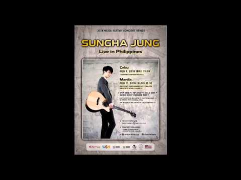 Meet Sungha Jung in February in PHILIPPINES!
