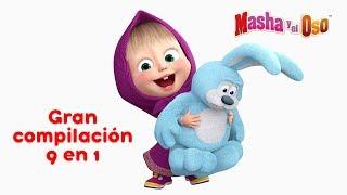 Masha y el Oso - Una gran colección de dibujos animados 🎬 (Parte 3)