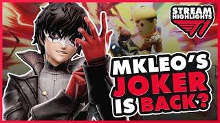 MkLeo's Joker is Back? | Smash Ultimate Montage and Tips