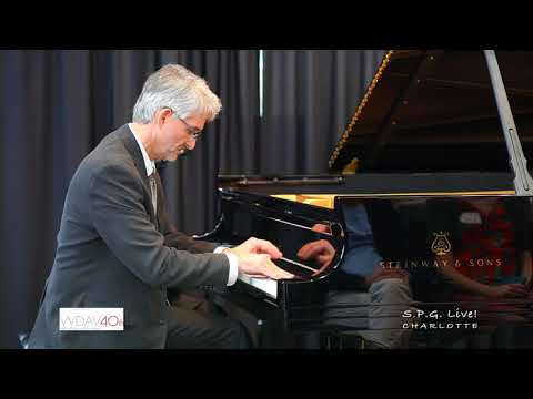 SPG-Live! presents Gregory Knight performing Ravel's Jeux d'eau M.30