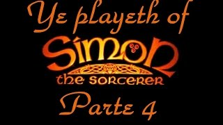 The Serious Squirrel plays Simon the Sorcerer Part 4 | Swampling party