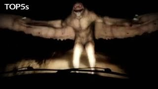 5 Terrifying Facts About The Legendary & Mysterious Mothman...
