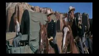 THE HALLELUJAH TRAIL (1965) - Elmer Bernstein - Soundtrack Suite