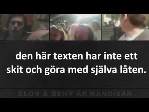 Elov & Beny - Kändisar