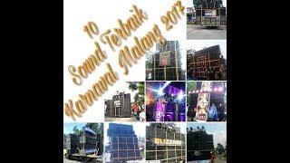 10 Sound System Terbaik Karnaval Di Malang 2017
