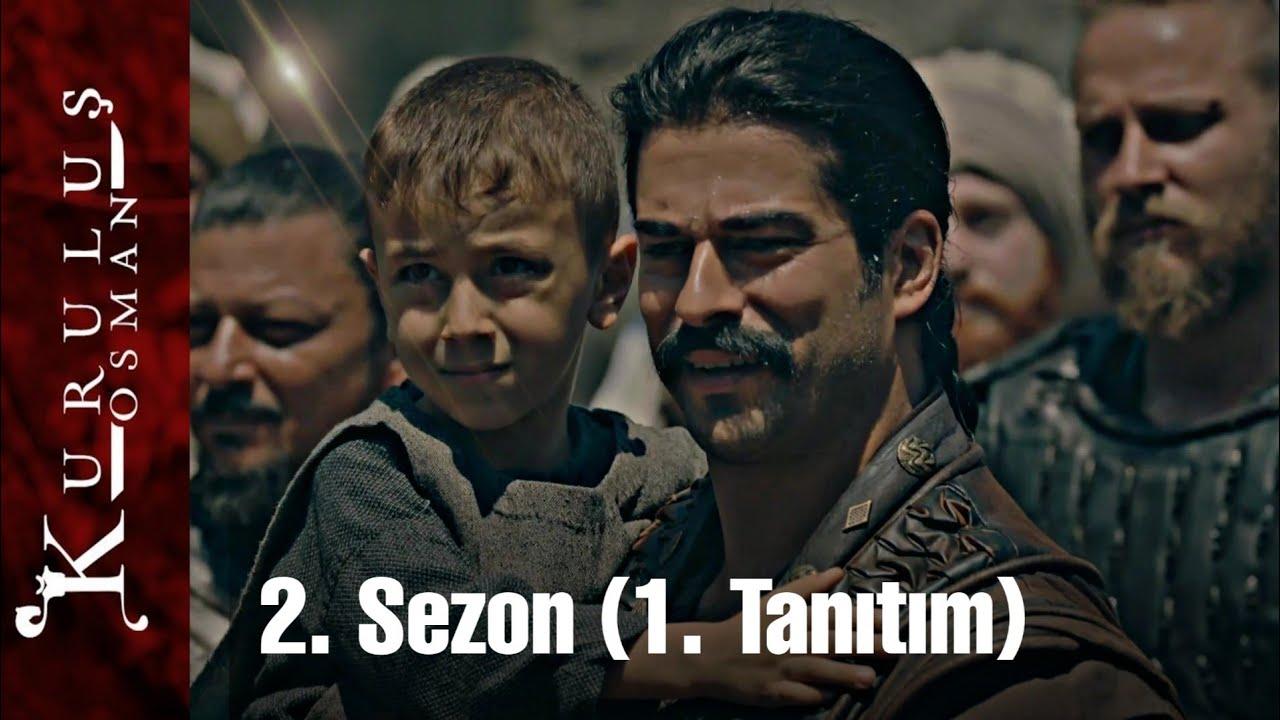 Kuruluş Osman 28. Bölüm - 2. Sezon Gündüz Bey'in Oğlu Geliyor..