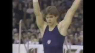 Kurt Thomas 1978 Worlds EF Floor