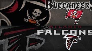 Madden 17 Week 9 Predictions: Falcons vs Buccaneers