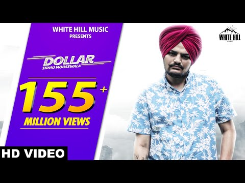Sidhu Moose Wala : DOLLAR | Byg Byrd | Dakuaan Da Munda | New Punjabi Songs 2018 | White Hill Music thumbnail