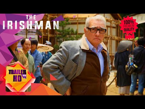 THE IRISHMAN - 2019 | OFFICIAL MOVIE TRAILER #1 | Sikelia Production/TriBeCa Productions