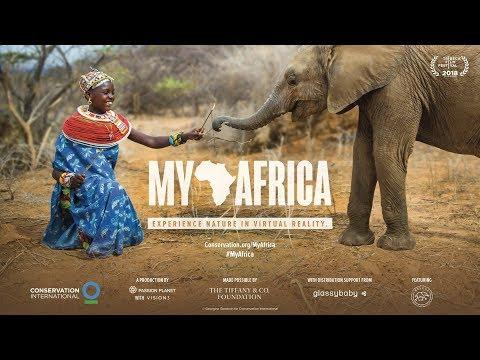 My Africa   Official 360 Film [HD]   Conservation International (SAMBURU)