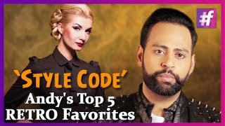 Andy's Top 5 Retro Favorites Thumbnail