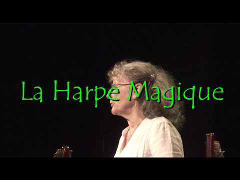 Madannie et la Harpe Magique