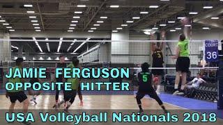 Jamie Ferguson Volleyball Highlights - USAV Nationals 2018