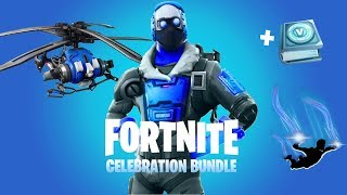*NEW* FREE SKIN & ITEMS REWARDS in Fortnite! (Playstation Celebration Pack 6 REWARDS)