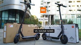 Xiaomi M365 1S Electric Scooter Review & Compare Xiaomi M365 UK FIRST Review Which One You Prefer?