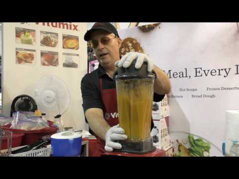 LIve Vitamix Demonstrations 2016