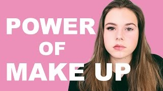 THE POWER OF MAKE UP CHALLENGE