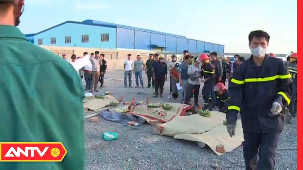 25 người thương vong do sập công trình: Thủ tướng chỉ đạo điều tra, xử lý nghiêm vi phạm | ANTV