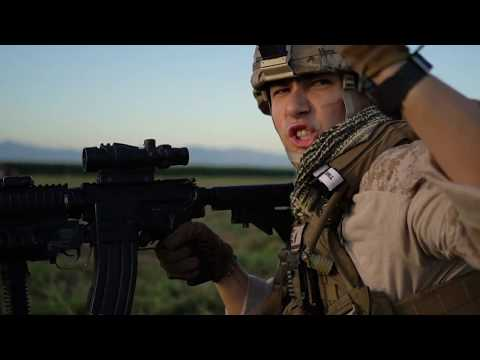 Elliott McKenzie - Gunshots (Feat. The Marine Rapper)