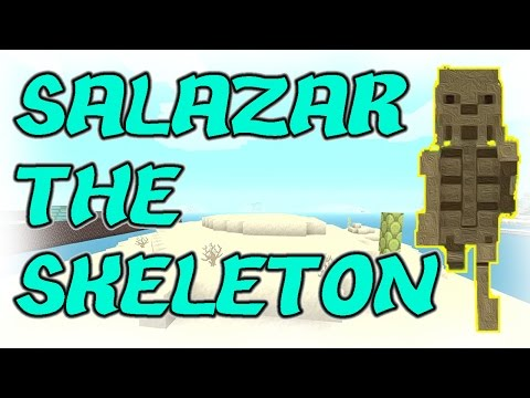 Salazar The Skeleton Trailer | Minecraft Story Series PS4 Edition