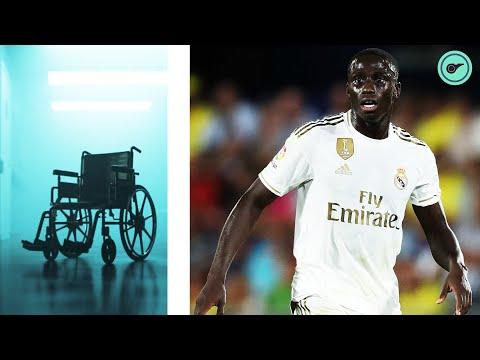 Ferland Mendy: Út a tolószékből a Real Madridba | Félidő! thumbnail