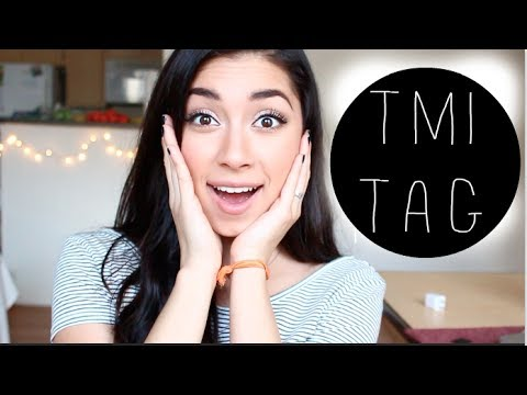TMI Tag - My Weight, Boyfriends, Tattoos, & Turn ons! thumbnail