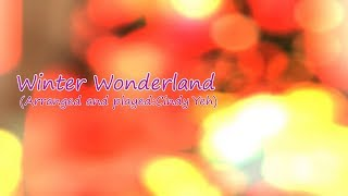Winter Wonderland(Christmas Special)-Cindy Ukulele葉馨婷烏克麗麗