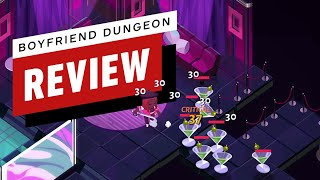 Boyfriend Dungeon Review (Video Game Video Review)