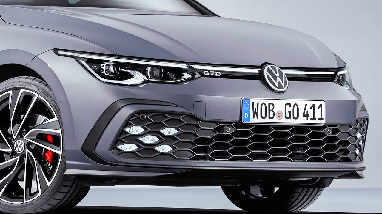 2020 Volkswagen Golf GTD Speed Test