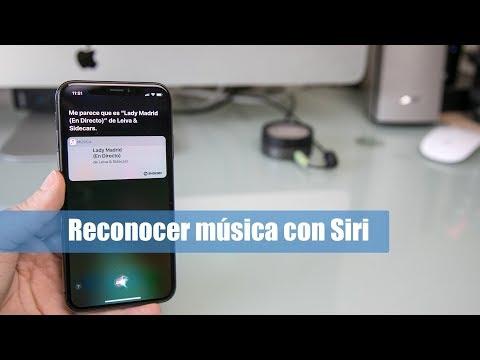Cómo reconocer canciones con Siri y dónde se guardan